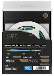 Hardy Rocket Series Shooting Head F H H I
