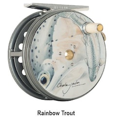 HARDY LIMITED EDITION TROUT PERFECT REEL