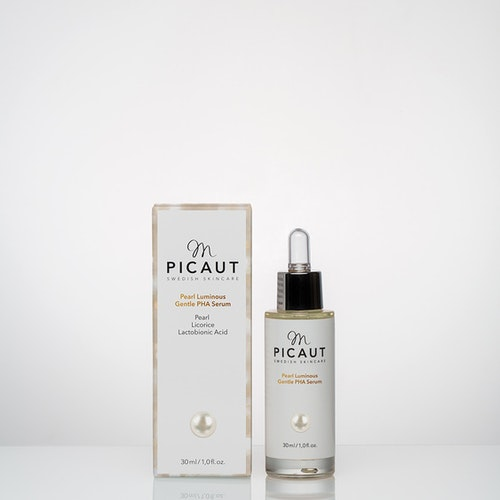 Pearl Luminous Gentle PHA Serum-M Picaut