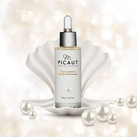 Pearl Luminous Gentle PHA Serum-M Picaut