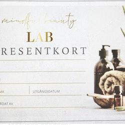 Presentkort - Aroma ansiktsmassage