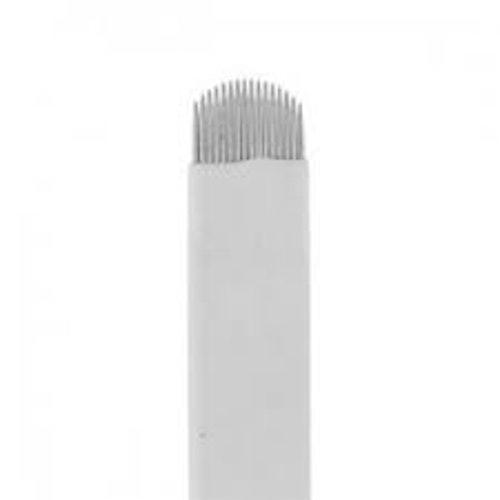 Microblading nål U18 0,18mm- flexi