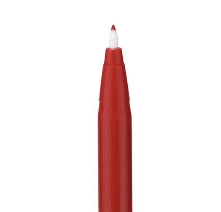 Markerings penna (marker) olika varianter/färger