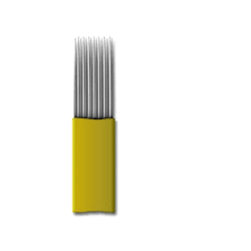 Microshading - flat magnum 17 pins - flexi