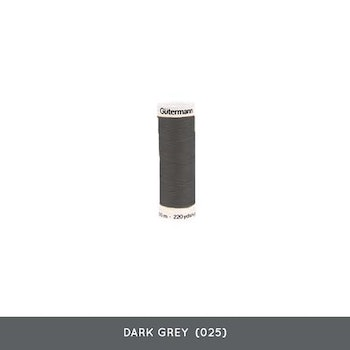 Gütermann 200 m - Dark Grey