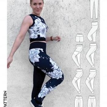 Thea tights - Voksen