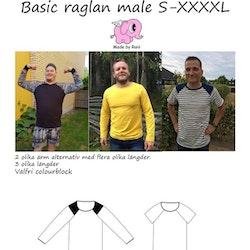 Basic Raglan - Herre