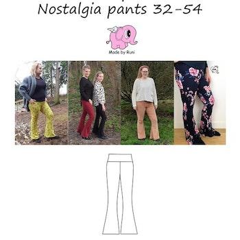 Nostalgia Pants - Dame