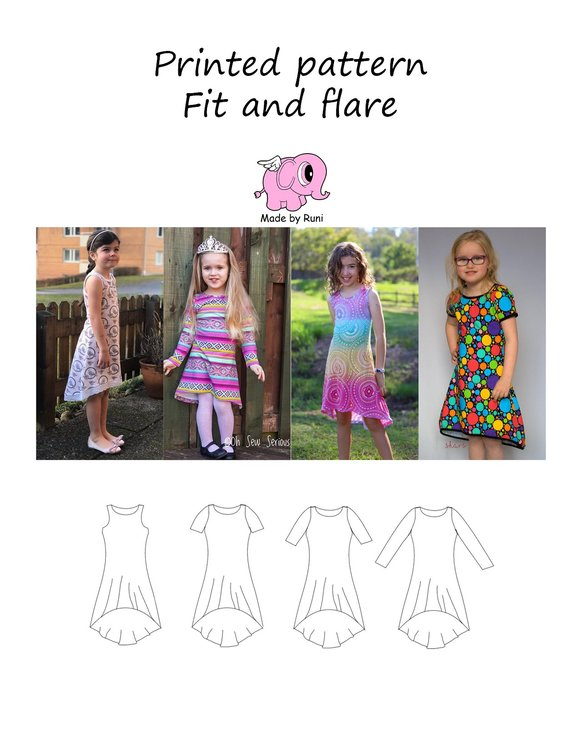 Fit and Flare - Barn