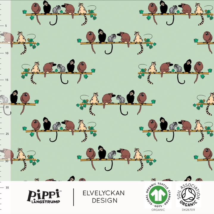 Pippi Monkeys - Neo Mint