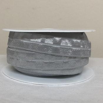 Foldestrikk - Sølvgrå