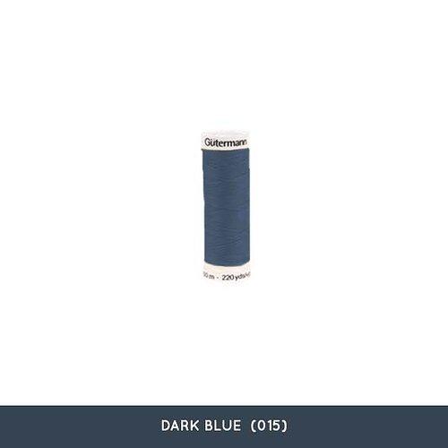 Gütermann 200 m - Dark Blue