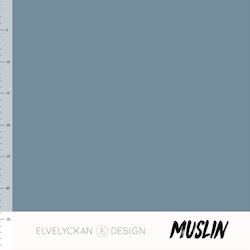 Muslin - Blue