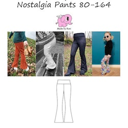 Nostalgia Pants - Barn