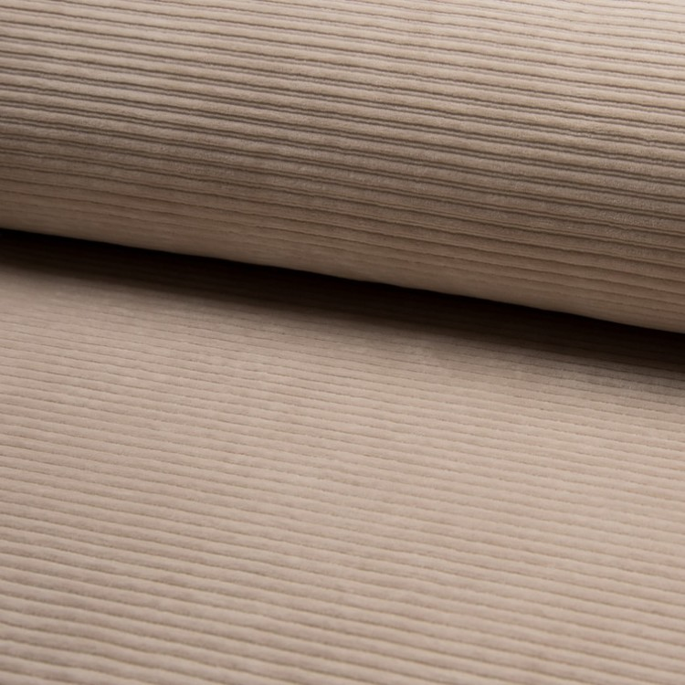 Cordjersey - Sand
