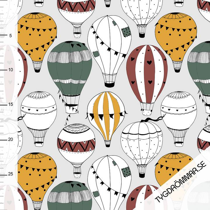 Air Balloons - Old Brick