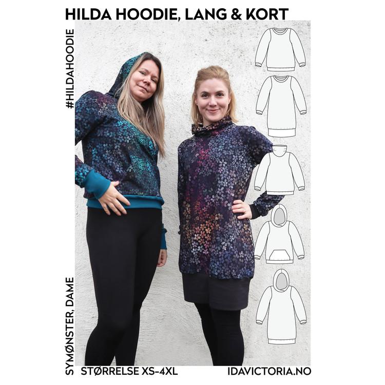 Hilda Hoodie - Voksen
