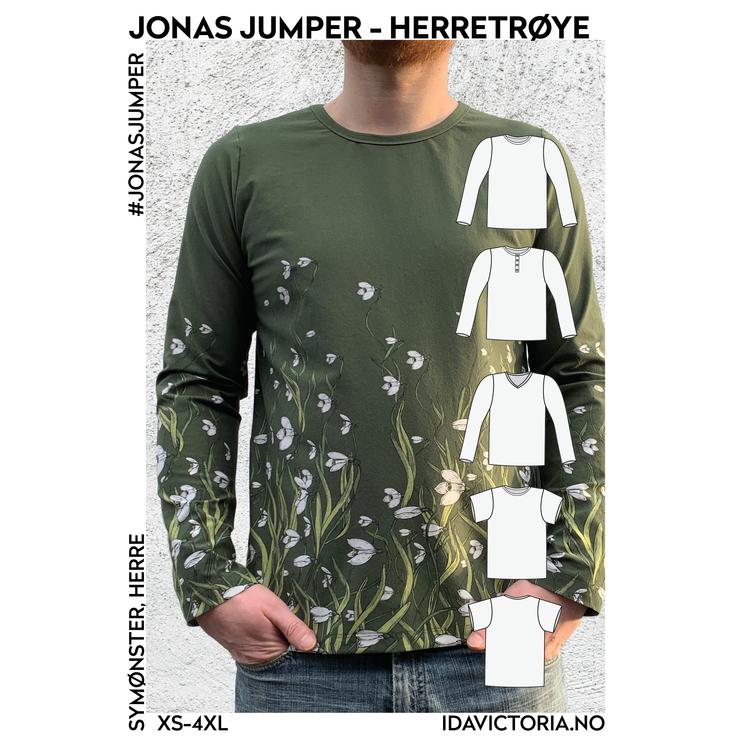Jonas Jumper - Herre
