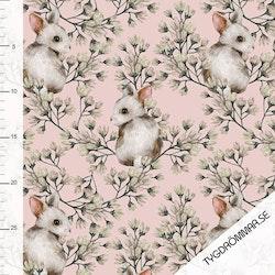 Bunnie - Pink Pale