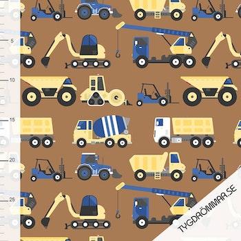 Construction Vehicle - Sandstorm