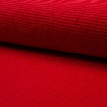 Cordjersey - Rød