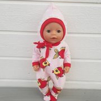 Min lille dukkegarderobe