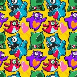 Monsters - Gul