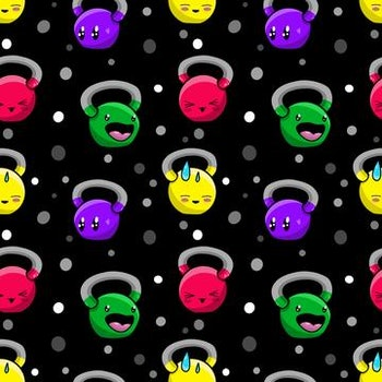 Kettelbells Baby - Black