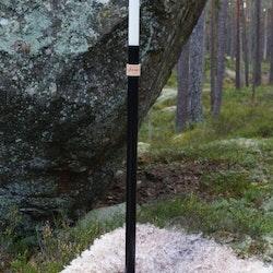 Handgjord Golvljusstake Höge Herr'n 60cm