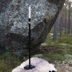 Handgjord Golvljusstake Höge Herr'n 80cm