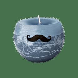 Blått ljus tillägnad Prostatacancerfonden