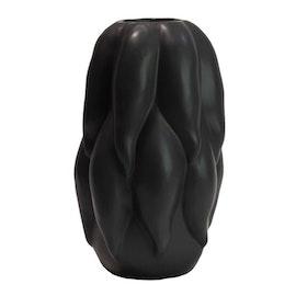 Svart Ridley Vas Stor 32cm från Olsson & Jensen