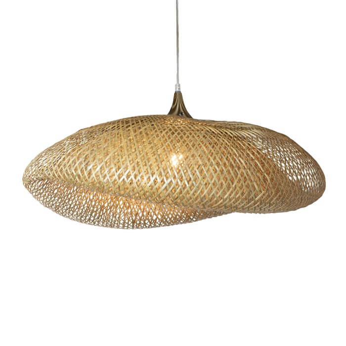 olsson-jensen-tak-lampa-cloud-bambu-bamboo-inredning uterum vardagsrum sovrum
