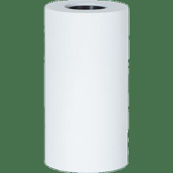 Lampfot Cylinder, vit, från Star trading