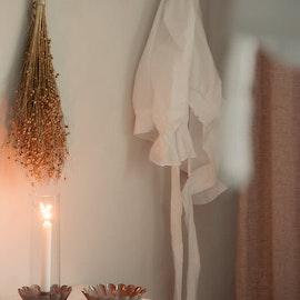 Ingrid Ljusstake rosa från Strömshaga
