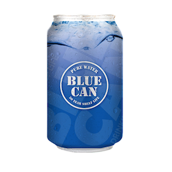 Blue Can 24-pack