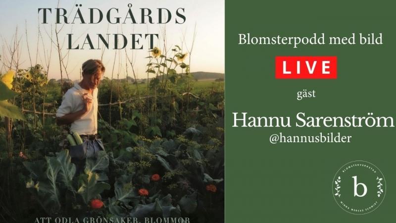Trädgårdssnack med Hannu Sarenström
