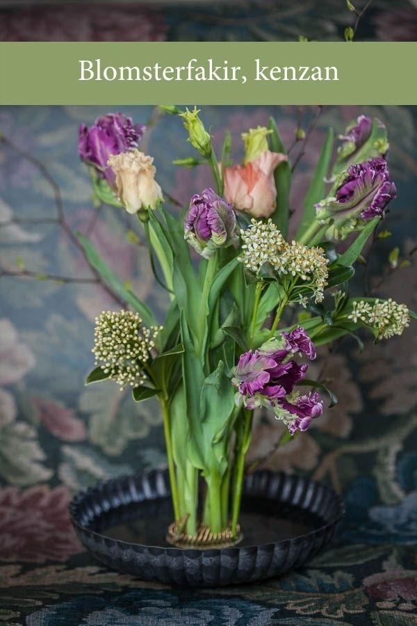 Blomsterverkstad > Kenzan blomsterfakir