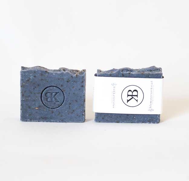 BK tvål skrubb mint