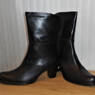 Svart boots från Peter Kaiser