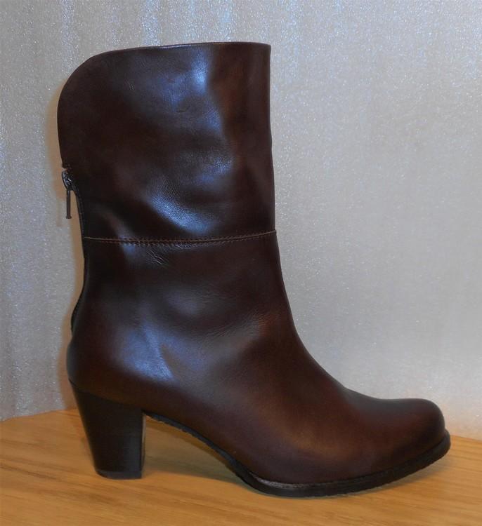 Brun boots från Peter Kaiser
