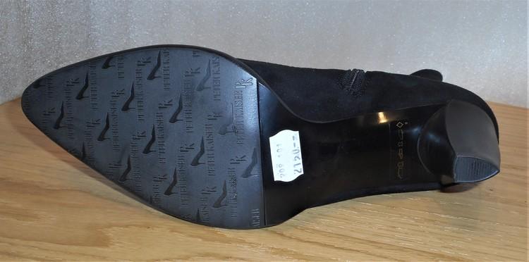 Mockaboots med stretchskaft - fabrikat Peter Kaiser