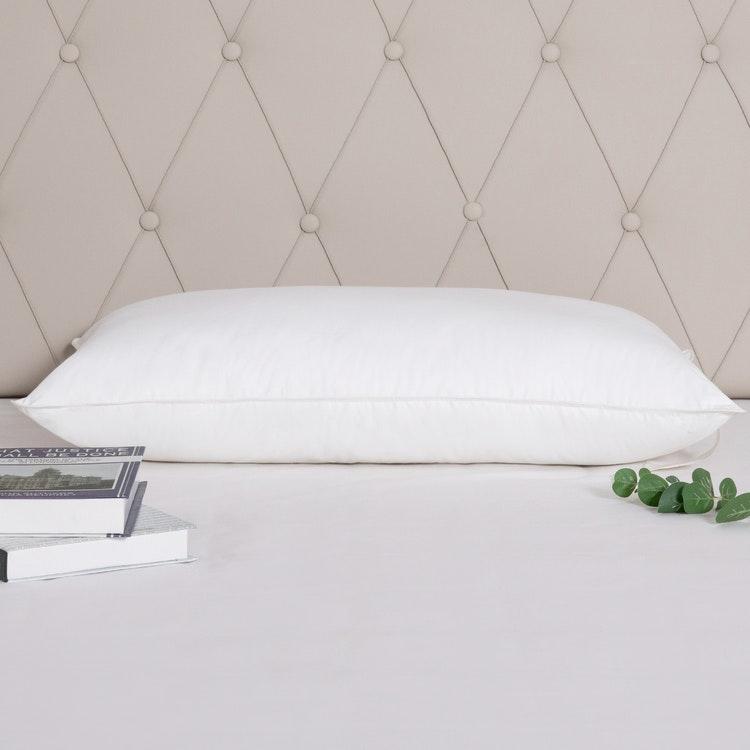 Exklusiv Fiberkudde - Polyester - 50x60cm -  230TC - 1000g