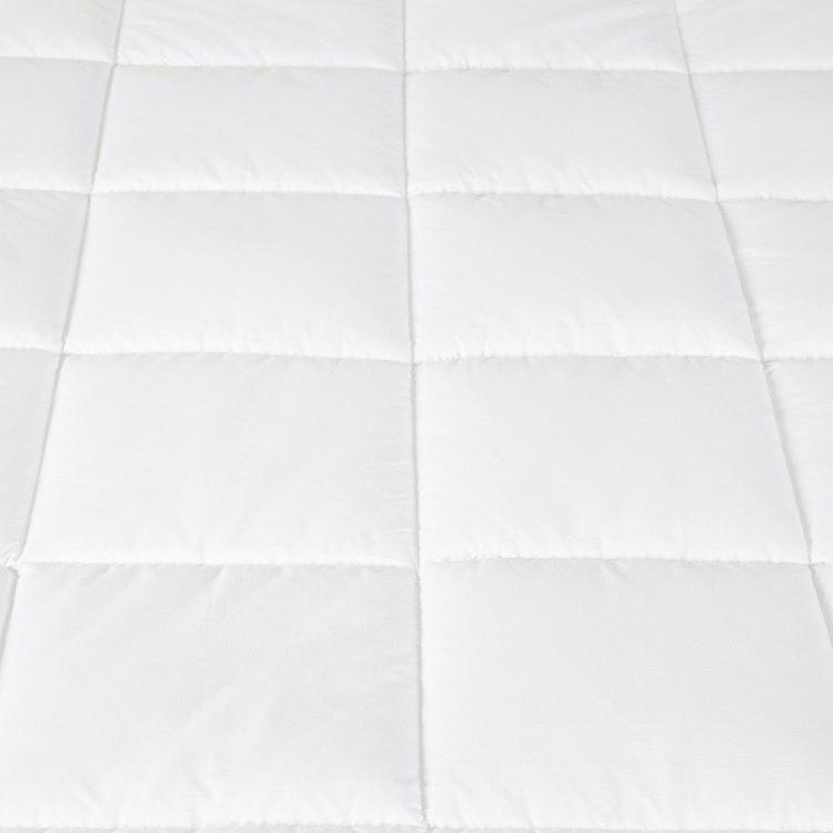 Madrasskydd - Vattentätt - 180x200 cm - Bomull - 200TC - Hålfiber - 375gsm - Vit