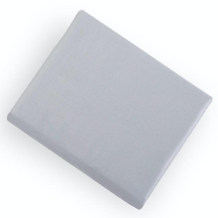 Allergivänligt Påslakanset - Grått  - 100% Bomull - 150x210cm/50x60cm - 400TC