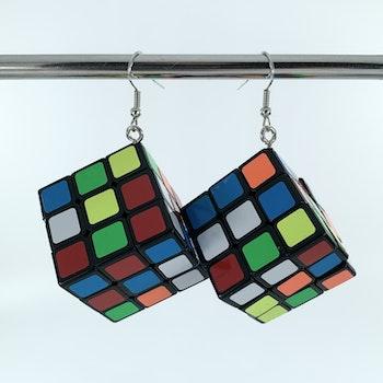 Rubiks Örhängen