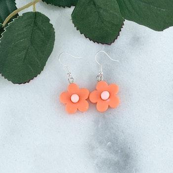 Orange Flower Power