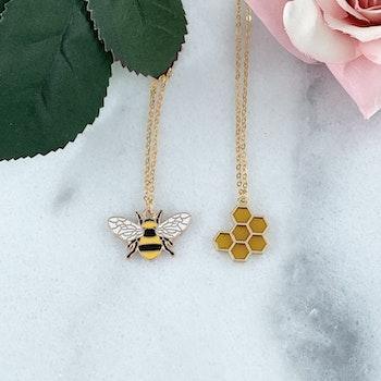 Halsband Honey