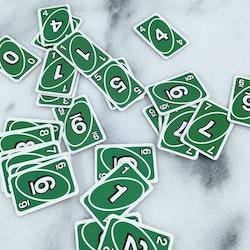 UNO random grön
