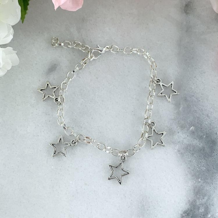 Armband Stjärnor